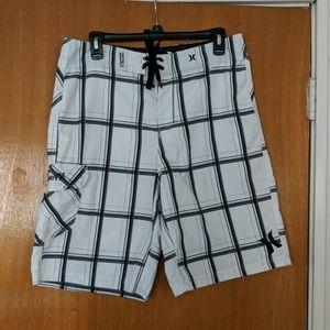 Men's Hurley swimming trunks